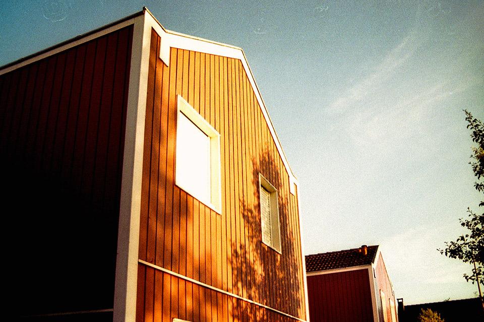 techniques construire maison bois